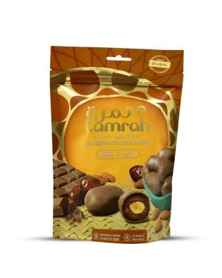Dattes enrobées chocolat au...