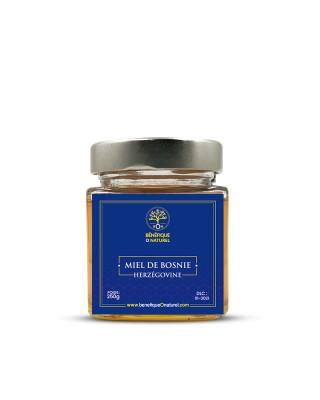 Miel de Bosnie au Gingembre